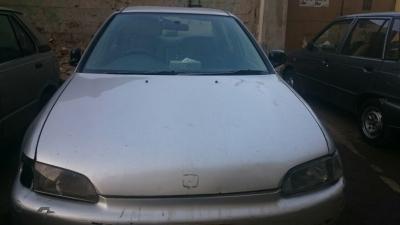 car honda civic exi 1995 karachi 26214
