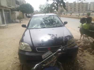 car honda civic exi 1998 karachi 27293
