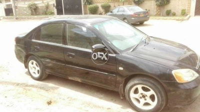 car honda civic exi 2001 karachi 26699