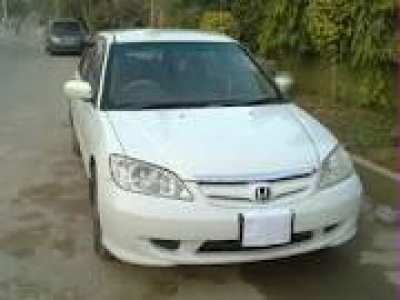 car honda civic exi 2006 islamabad rawalpindi 25293