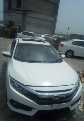 car honda civic exi 2018 faisalabad 27287