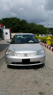 car honda civic_exi 2002 islamabad rawalpindi 25053