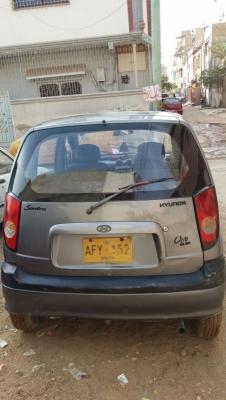 car hyundai santro club 2004 karachi 26888