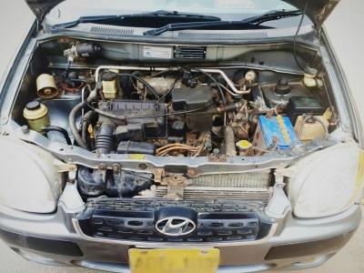 car hyundai santro exec 2004 khairpur 27607