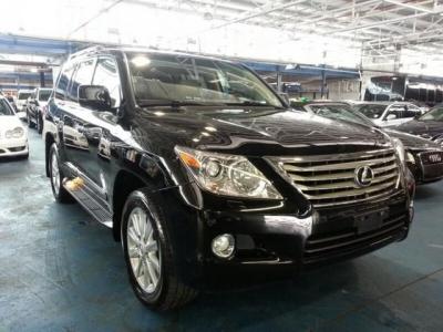 car lexus lx570 2011 karachi 23454