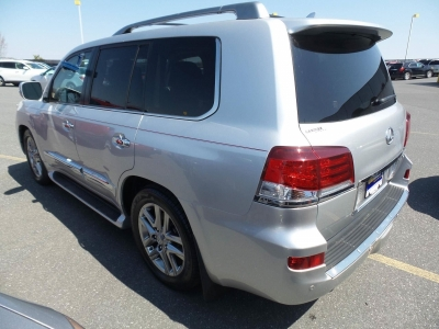 car lexus lx570 2013 islamabad rawalpindi 25686