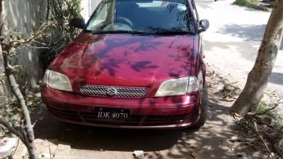 car suzuki cultus vxr 2000 islamabad rawalpindi 23434