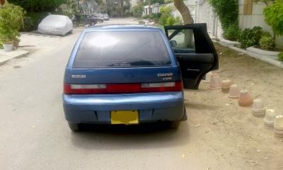 car suzuki cultus vxr 2009 karachi 27258
