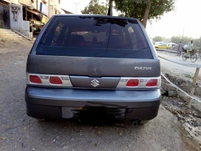 car suzuki cultus vxr 2011 karachi 27474