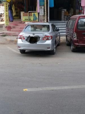car toyota corolla gli 2009 karachi 26745