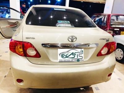 car toyota corolla gli 2009 karachi 27987