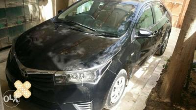 car toyota corolla gli 2014 karachi 25655