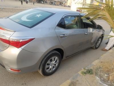 car toyota corolla gli 2015 karachi 27509