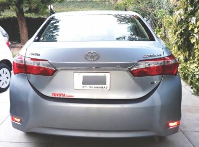 car toyota corolla gli 2016 islamabad rawalpindi 26913