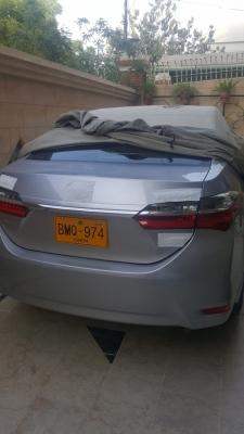 car toyota corolla gli 2018 karachi 27105