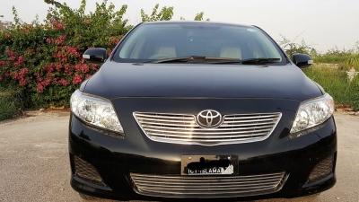 car toyota corolla xli 2009 islamabad rawalpindi 26586