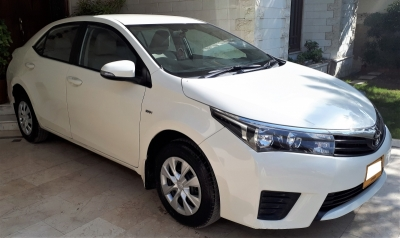 car toyota corolla xli 2016 karachi 26818