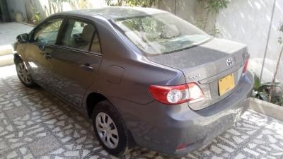 car toyota corolla_gli 2012 karachi 27394