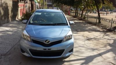 car toyota vitz 2012 islamabad rawalpindi 24423