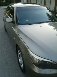Car Bmw 5 series 2004 Islamabad-Rawalpindi