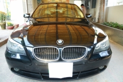 Car Bmw 5 series 2006 Lahore