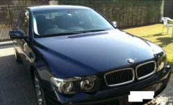 Car Bmw 7 series 2002 Islamabad-Rawalpindi