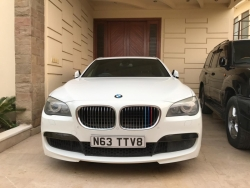 Car Bmw 7 series 2010 Karachi