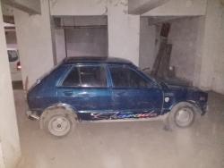 Car Daihatsu Charade 1982 Karachi