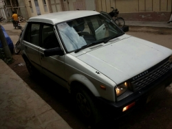 Car Daihatsu Charade 1984 Islamabad-Rawalpindi