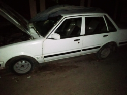 Car Daihatsu Charade 1985 Karachi