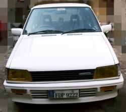 Car Daihatsu Charade 1986 Faisalabad