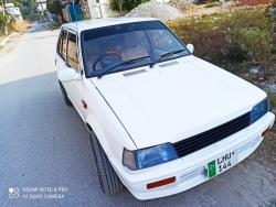 Car Daihatsu Charade 1986 Mardan