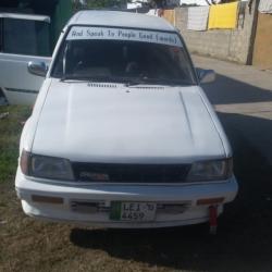Car Daihatsu Charade 1986 Taxila