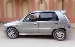Car Daihatsu Charade 1987 Peshawer