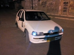 Car Daihatsu Charade 1988 Karachi