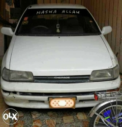 Car Daihatsu Charade 1989 Karachi