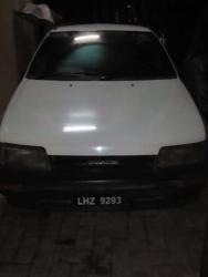 Car Daihatsu Charade 1989 Lahore