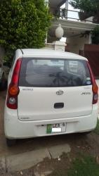 Car Daihatsu Charade 2013 Lahore