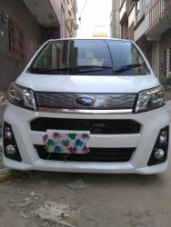Car Daihatsu Charade 2014 Islamabad-Rawalpindi
