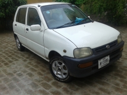 Car Daihatsu Cuore cx 2001 Peshawer