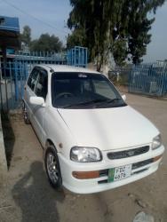 Car Daihatsu Cuore cx 2002 Islamabad-Rawalpindi