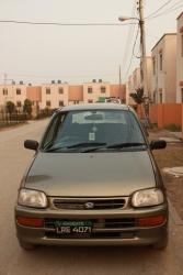 Car Daihatsu Cuore cx 2002 Lahore
