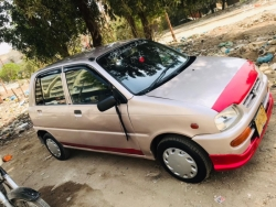 Car Daihatsu Cuore cx 2005 Karachi