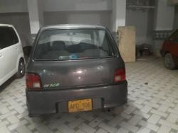 car daihatsu cuore cx 2007 karachi 26827