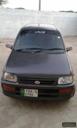 Car Daihatsu Cuore cx 2008 Multan