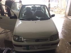 Car Daihatsu Cuore cx 2011 Lahore