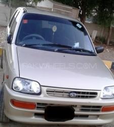 Car Daihatsu Cuore cx 2012 Hyderabad