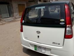 Car Daihatsu Cuore cx 2012 Lahore