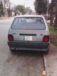 Car Fiat Uno 2012 Lahore