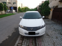 Car Honda City 2013 Lahore